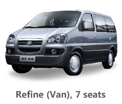 Refine(Van),7 seats