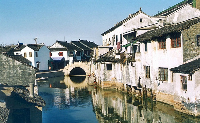 Two days one night suzhou private tour with Tongli_Water_Town1.jpg