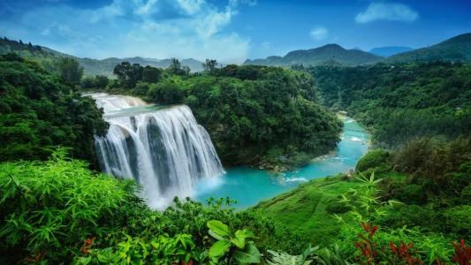 china_private_tour_with_huangguoshu_waterfalls